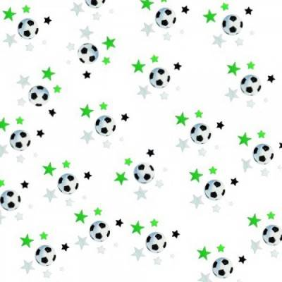 Confettis football 18 gr